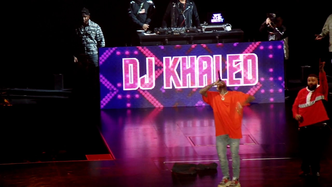 Download DJ Khaled & Chris Brown at The Forum