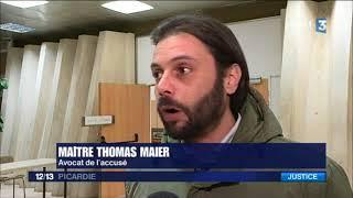 12 ans de prison pour un braquage raté dans l'Oise