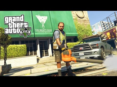GTA 5 PC Mods - REAL LIFE MOD #7! GTA 5 School & Jobs Roleplay Mod Gameplay! (GTA 5 Mod Gameplay)