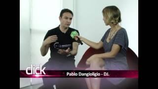 Entrevista  a Pablo Dangiolillo, Director #djacademyec - Nuevo Siglo Tv - Click 31-10-2016