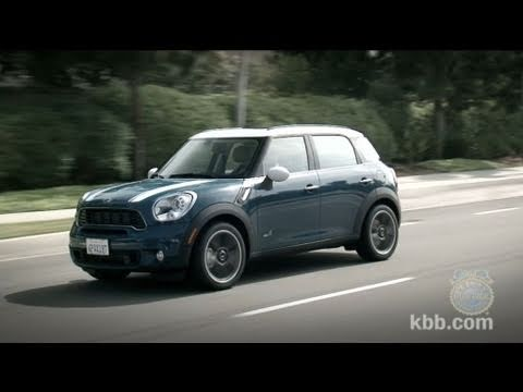 2011 Mini Cooper Countryman Review Kelley Blue Book Youtube