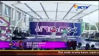 Gambar cover DUO ANGGREK [Sir Gobang Gosir] Live At Inbox (09-05-2014) Courtesy SCTV
