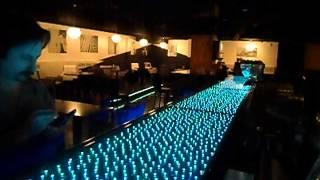 Сенсорная барная стойка(Интерактивная барная стойка на основе светодиодов. www.konanlabs.ru., 2014-02-10T18:00:45.000Z)