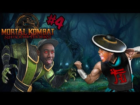 Tyler The Creator Lookin A#% | Mortal Kombat Shaolin Monks #4
