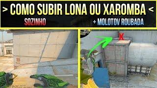 Como subir XAROMBA ou LONA SOZINHO (sem pezinho) + MOLOTOV roubada