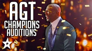 The Champions on America\'s Got Talent 2019 | Auditions | WEEK 4 | Got Talent Global