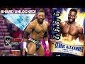 watch he video of Cedric Alexander - Team Ring Domination - WWE SuperCard Season 3