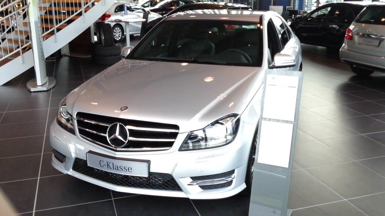 Mercedes benz c class amg edition c 2014 in depth review interior exterior youtube - 2014 mercedes c class interior ...