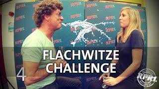 Flachwitze-Challenge mit Atze Schröder