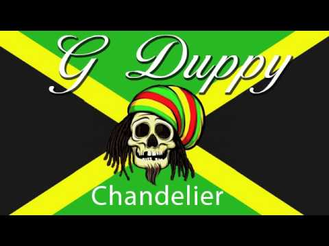 Sia - Chandelier (G Duppy Reggae remix) - YouTube