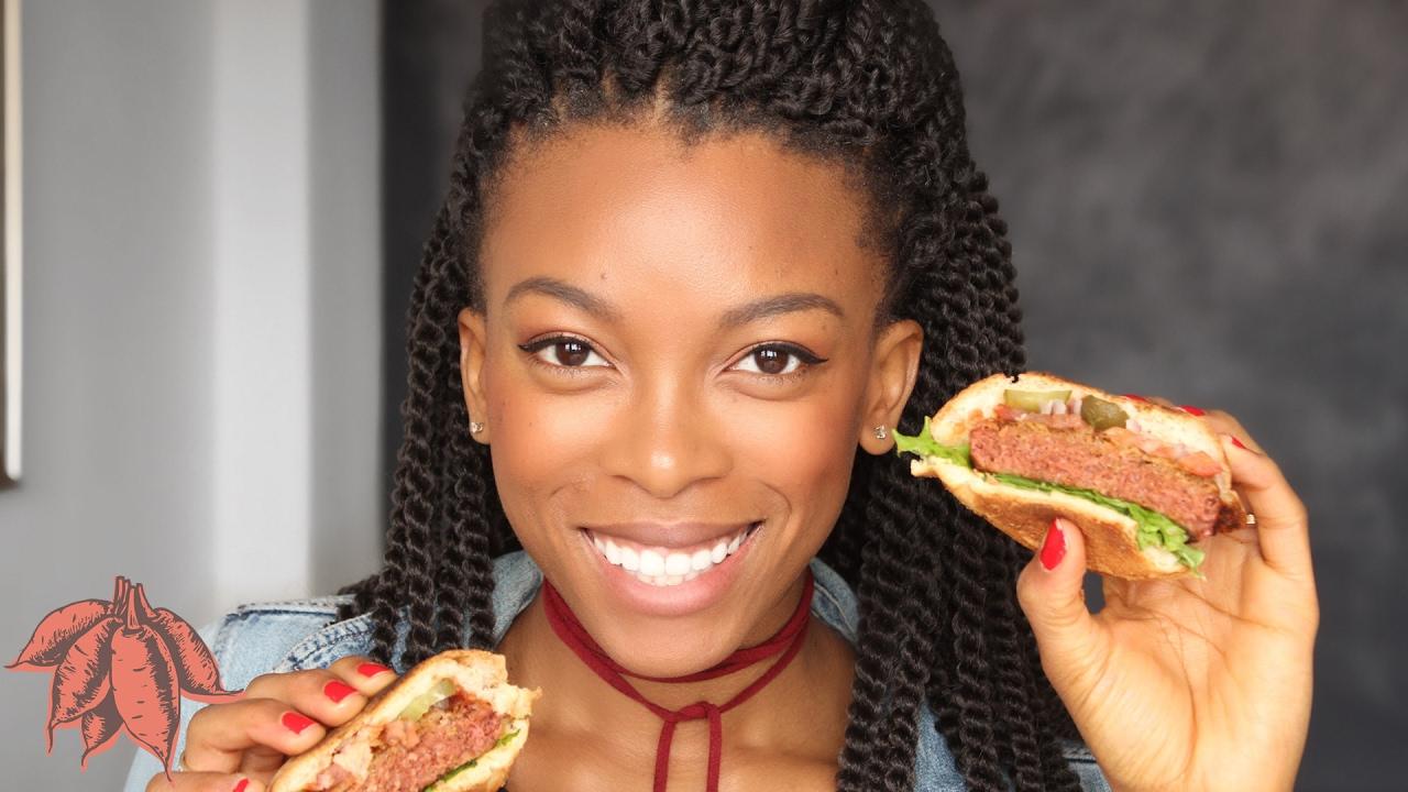 ✨ Meat-less Beyond Burger: YAS or NAH?!