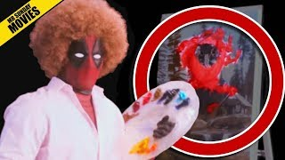 DEADPOOL 2 Trailer Things Missed & Easter Eggs
