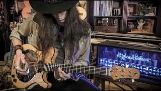 BLUES SLIDE GUITAR • One Hour of Slide Guitar on the Resonator