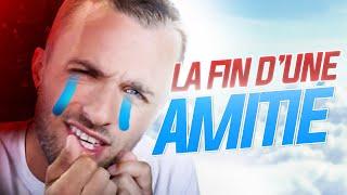 LA FIN D'UNE AMITIÉ... (ft. Squeezie, Cyril, Terracid, Jiraya, Xari, Zouloux)