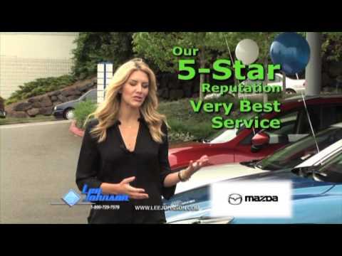 Lee Johnson Auto Family Mazda Commercial - YouTube