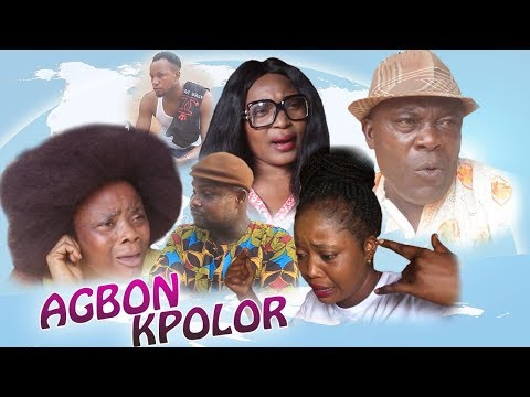 LATEST BENIN MOVIES 2018► AGBONKPOLOR [FULL EDO MOVIE]