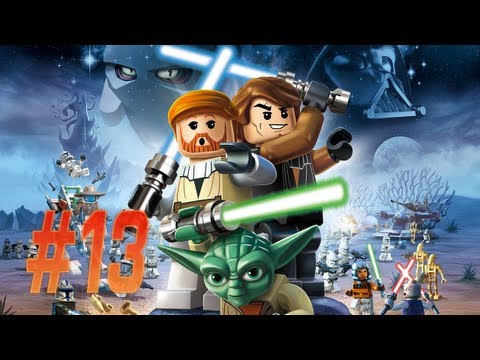 Lego Star Wars: The Complete Saga - COOP - Episode III - Chapter 2 - PS3 720p - with PhoenixWars