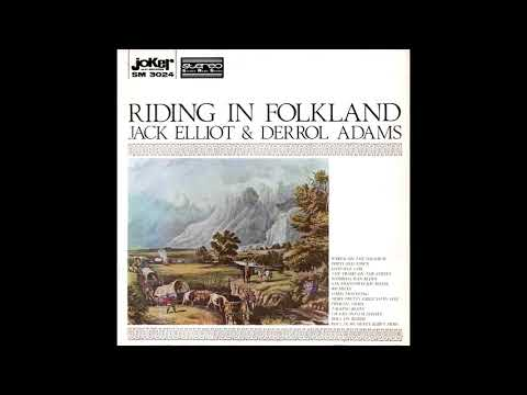 Ramblin' Jack Elliott - Freight Train (Elizabeth Cotten Cover)