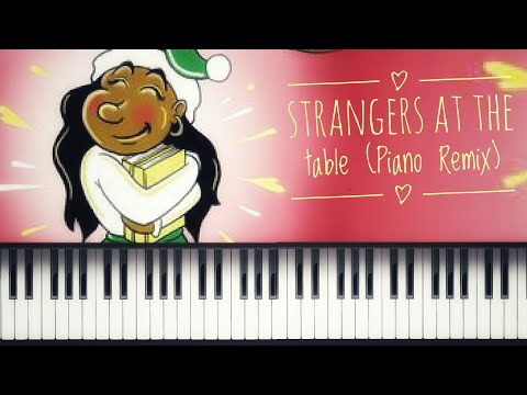 Chance The Rapper & Jeremih - Strangers at The Table (Piano Remix) [#reggiewatkins piano cover]