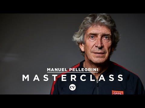 Masterclass, Manuel Pellegrini: Tactics, Manchester City 4 Manchester United 1