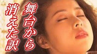 叶和貴子さんが芸能活動を休止した理由が衝撃的で現在の姿に涙がでます...