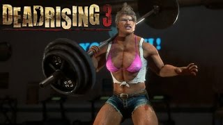Dead Rising 3 PC Walkthrough Chapter 5. Soldier of Fortune. Part 2 (no commentary) Full HD 1080p