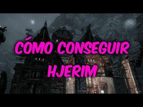 CÓMO CONSEGUIR HJERIM - SKYRIM