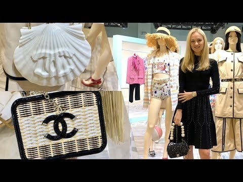 Chanel Spring Summer 2019 Ready-to-wear And Bags - A Private Preview
