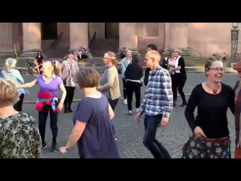 Funky Afro-Latin Gospel 1/3, by Øjvind Borgsø & Band - Copenhagen Gospel Festival