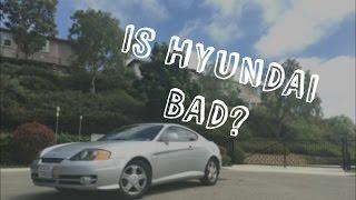 видео Hyundai TIBURON