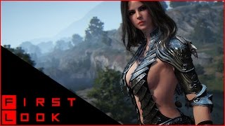 Black Desert Online Gameplay - First Look HD