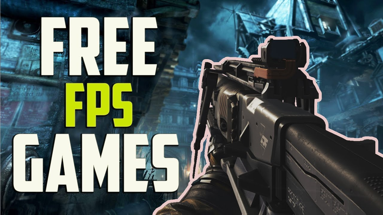 Top 5 Free Multiplayer Fps Pc Games 2018 Early 2019