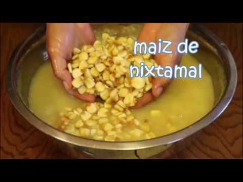 Como Hacer Nixtamal Para Pozole Version Completa Cocina Y Mas Con Armida Youtube