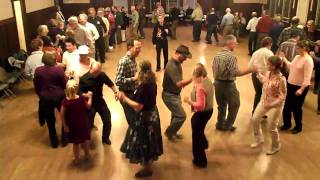 Cotton Eye Joe Circle Dance