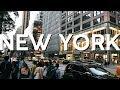 НЬЮ ЙОРК НЕДЕЛЯ МОДЫ ВЛОГ // streetstyle, показы, большие ошибки