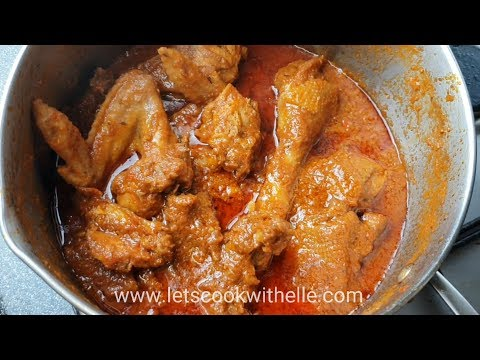 DELICIOUS CHICKEN STEW RECIPE