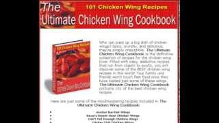 Free Chicken Wing Recipes - Chicken Wings - Buffalo Chicken Wings - Free Recipes