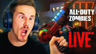 Black Ops 4 Zombies LIVE w/Syndicate