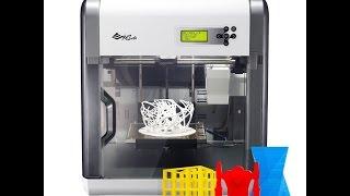 XYZ Printing DaVinci 1.0 3D Printer Video