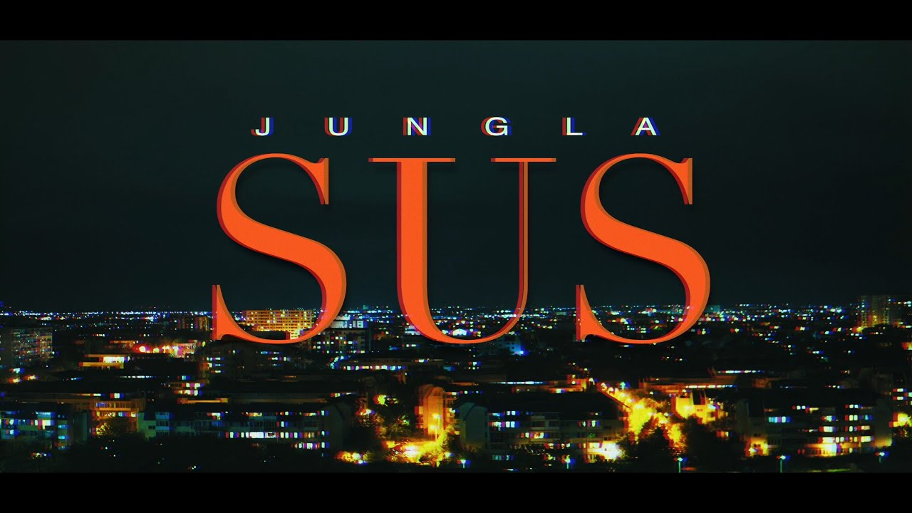 JUNGLA by Chimie & Domnul Udo - SUS (Teaser)