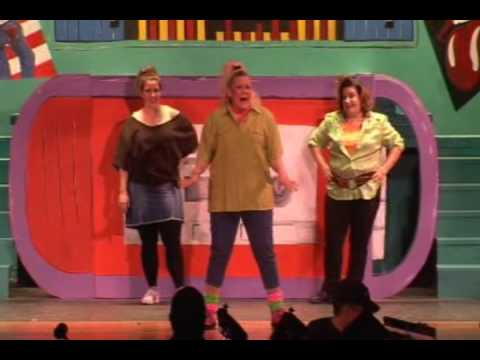 I'm Walking On Sunshine - Back to the 80's The Totally Awesome Musical! - Kirsten Rani Almeida