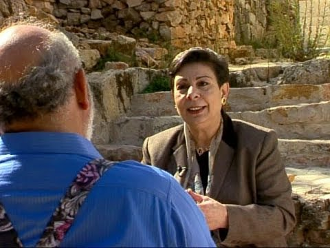 """Whose Land Is It? #2: """"The View From 'Palestine'"""" with Hanan Ashrawi, Part 2"""