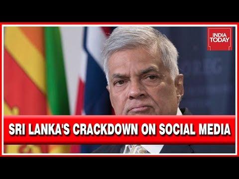 Sri Lanka Government Cracks Down On Hate Speech And Fake News On Social Media
