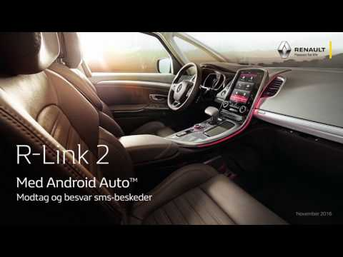 R-LINK 2 MED ANDROID AUTO TM