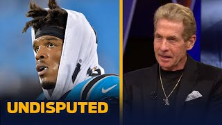 Patriots got away with paying Cam the bare minimum, it's 'profoundly sad' - Skip | NFL | UNDISPUTED