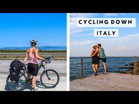 Rimini to Bari - Our EPIC Cycling Roadtrip | highlands2hammocks travel blog