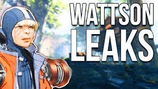 Apex Legends Wattson Leaks! (New Legend, New Weapons, Skins, & Emotes!)
