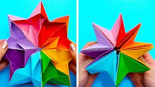 Simple Paper Toys To Bring You A Lot Of Fun