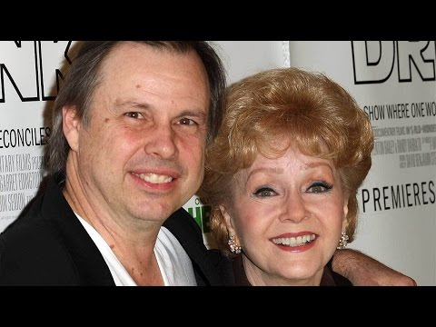 Todd Fisher Says Sister Carrie And Mom Debbie Reynolds 'Will Be Buried Next To Each Other'