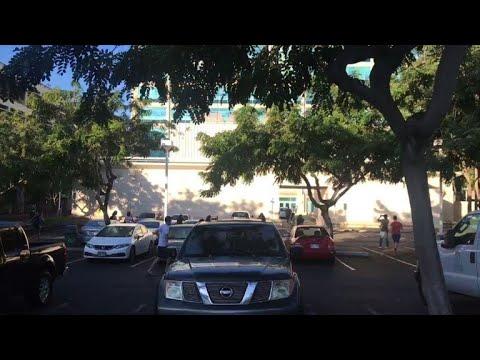 Hawaii panics after false alert of incoming missile